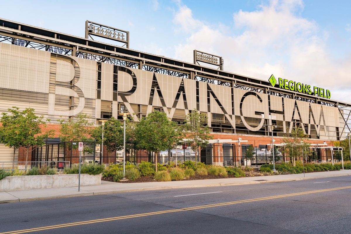 Relocating to Birmingham, Alabama