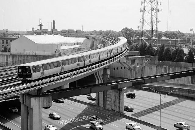 Public Transportation in Atlanta, Georgia