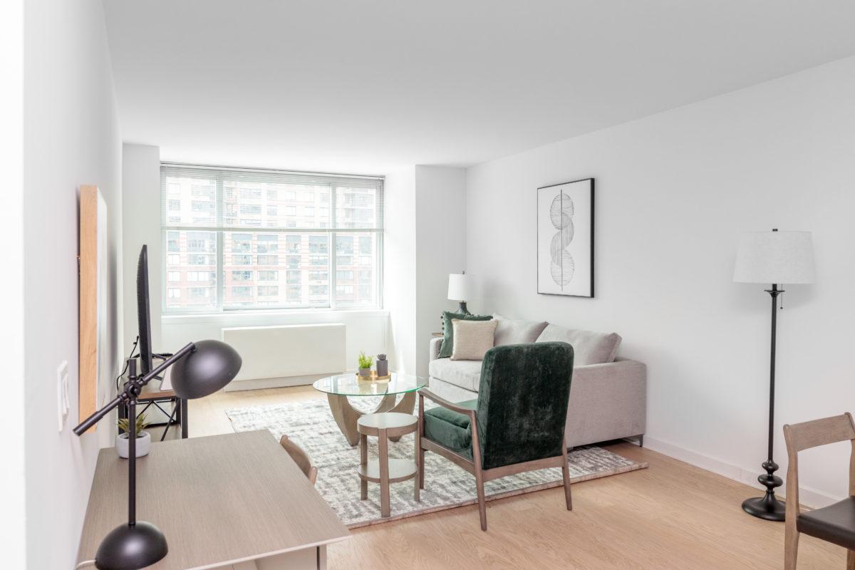 Furnished Landing apartment