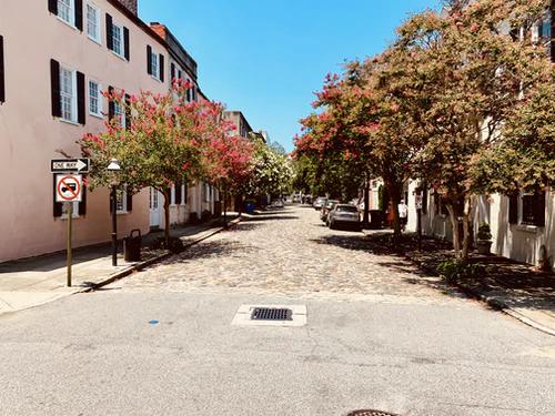 Walking Charleston, SC