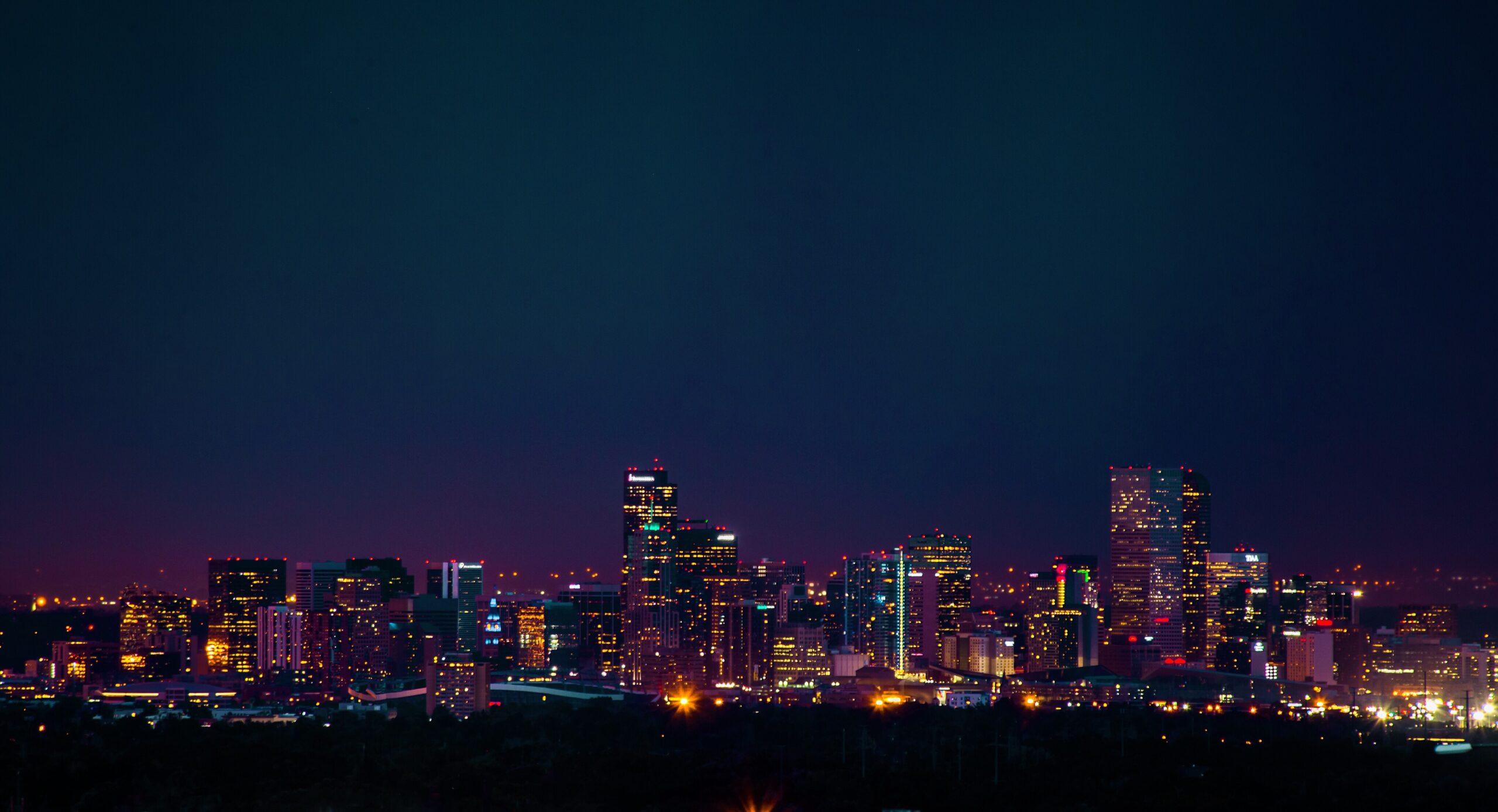 View of Southeast Denver, Colorado