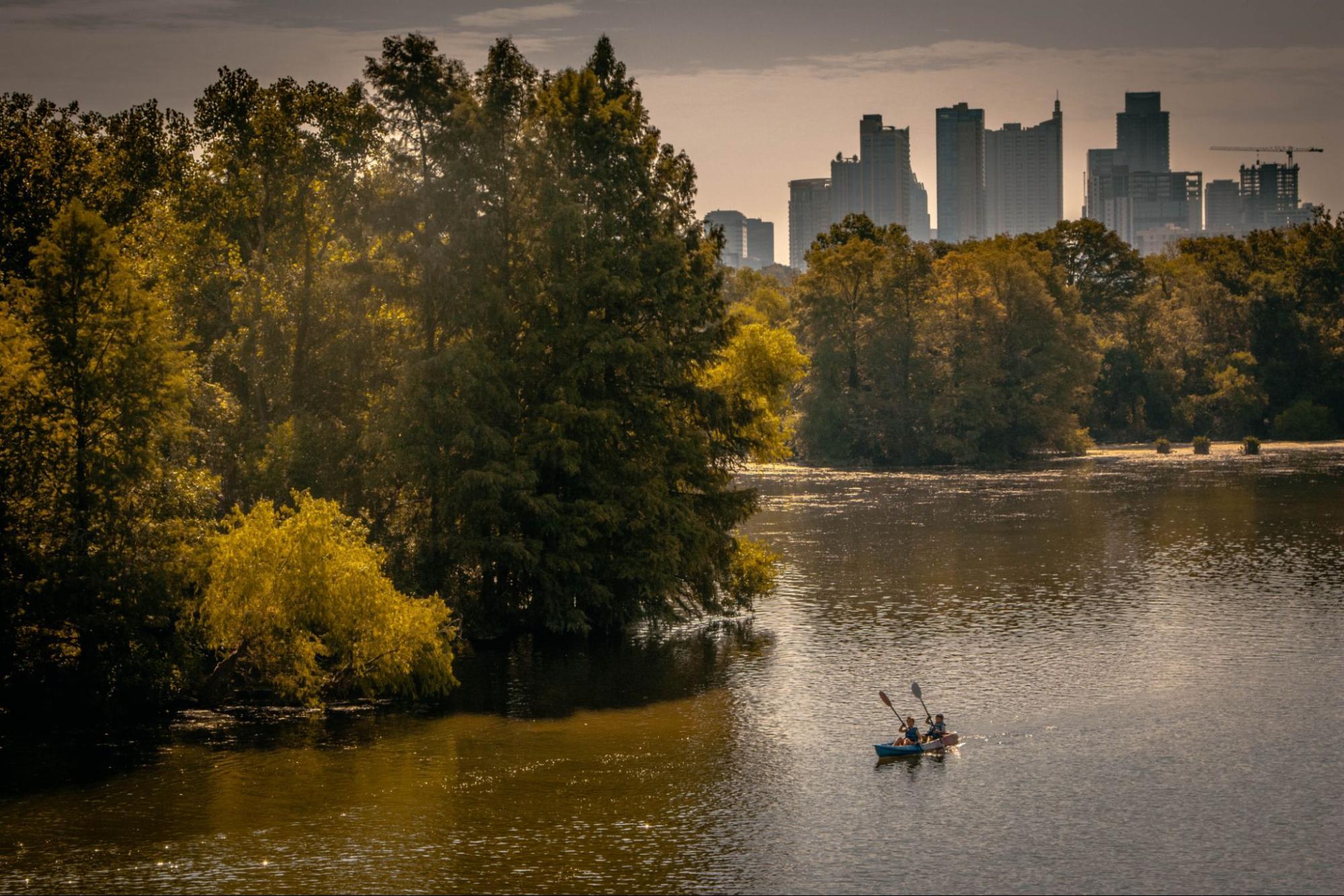 View of Austin, Texas