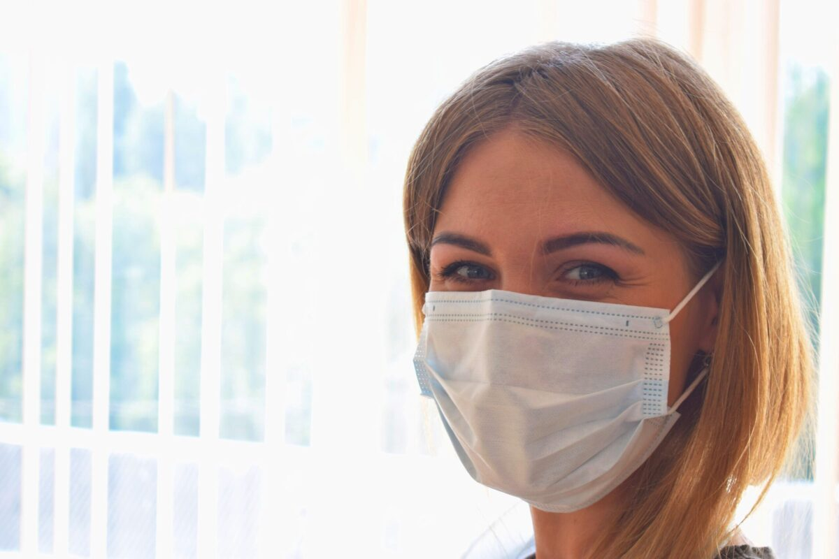 A travel nurse