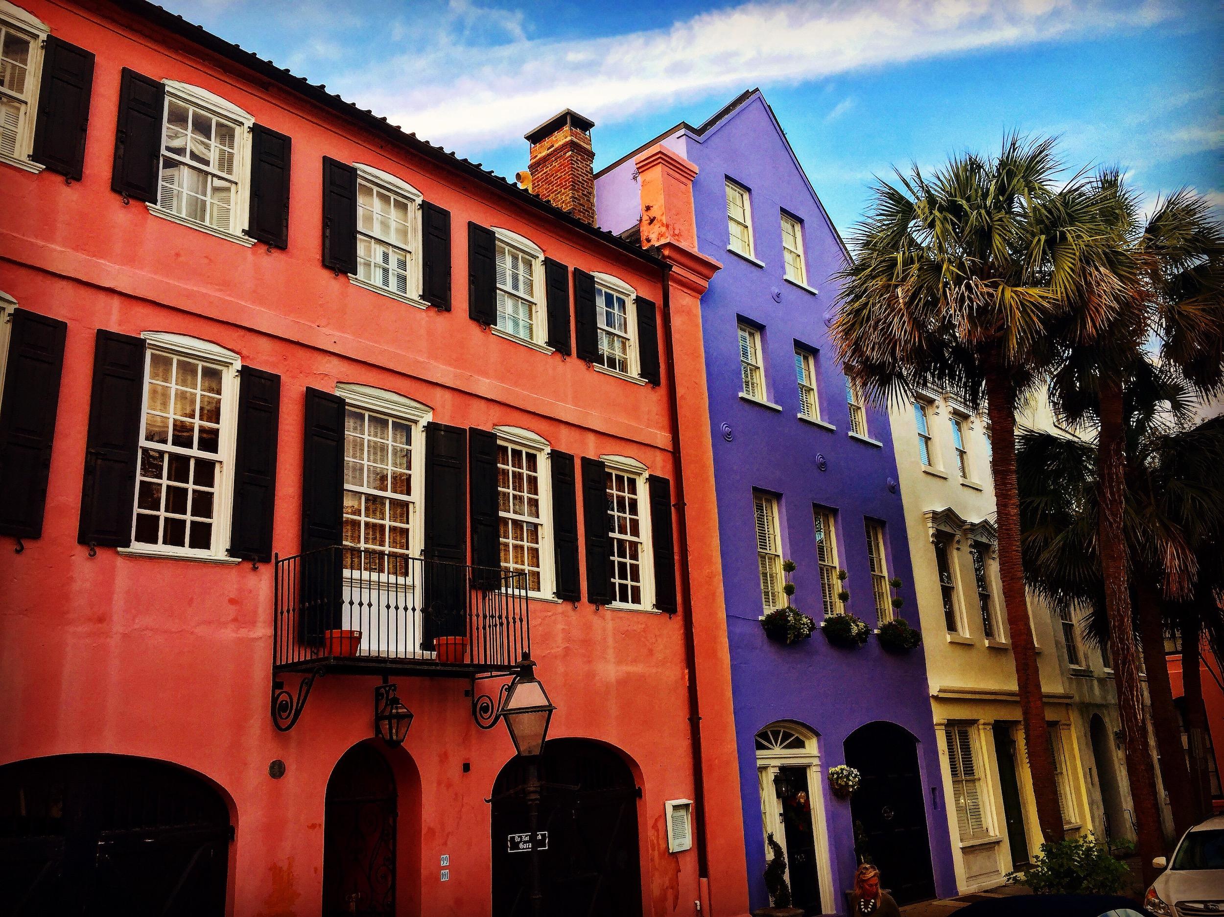 Buildings in Charleston