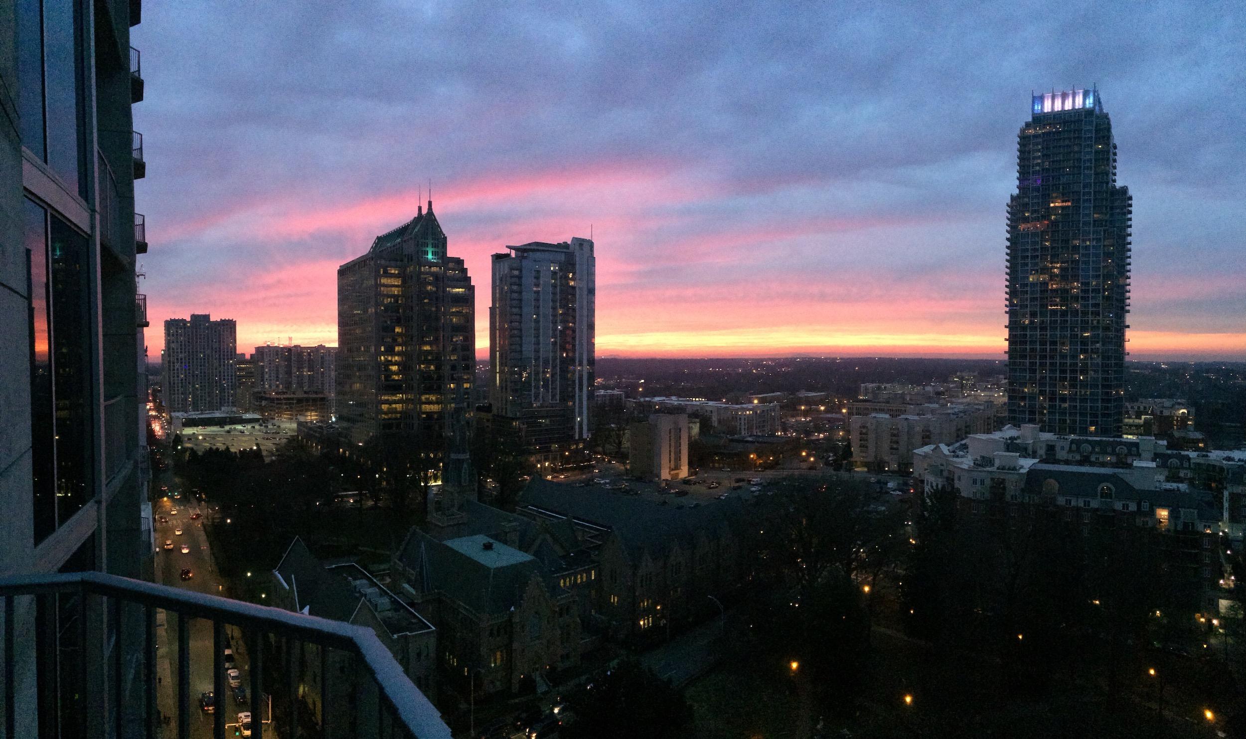Skyline of Charlotte, NC