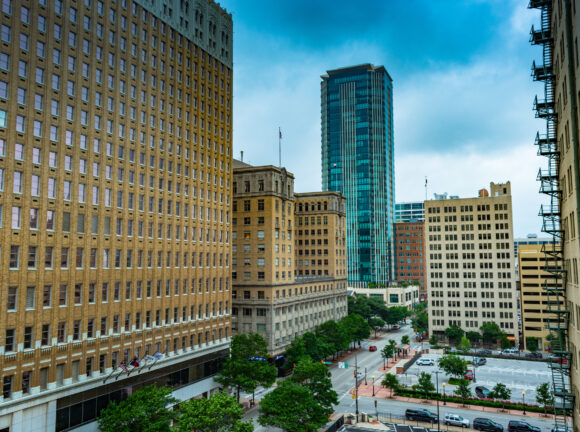 Downtown Fort Worth, Texas