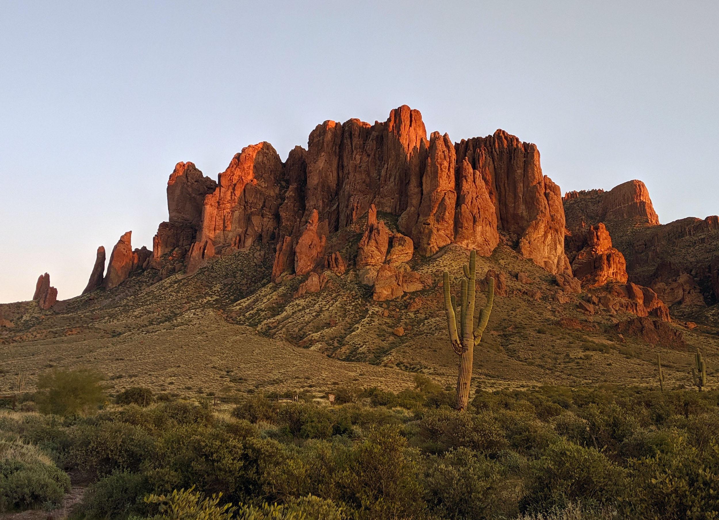 View outside of Phoenix